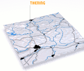 3d view of Thening