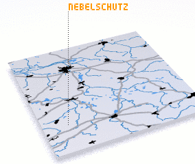 3d view of Nebelschütz