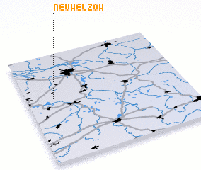 3d view of Neuwelzow