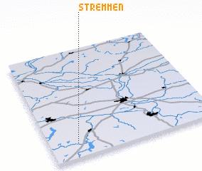 3d view of Stremmen