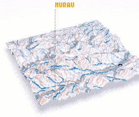 3d view of Murau