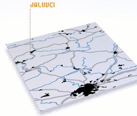 3d view of Jalŭvčí