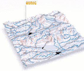 3d view of Aunig