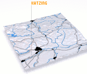 3d view of Katzing