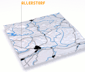 3d view of Allerstorf