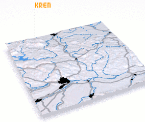3d view of Kren