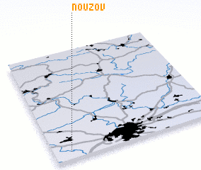 3d view of Nouzov