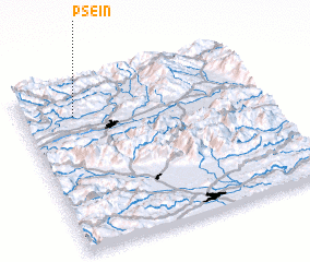 3d view of Psein