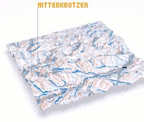 3d view of Mitterkrotzen