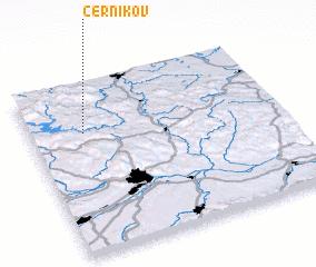 3d view of Černíkov