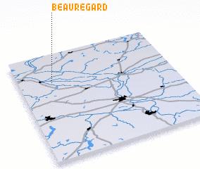 3d view of Beauregard