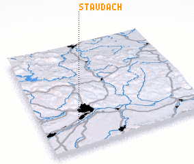 3d view of Staudach