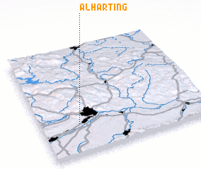 3d view of Alharting