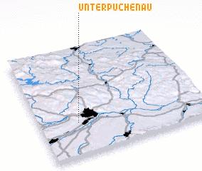 3d view of Unterpuchenau