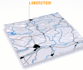 3d view of Lobenstein