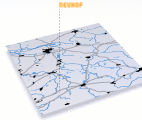 3d view of Neuhof