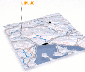3d view of Liplje