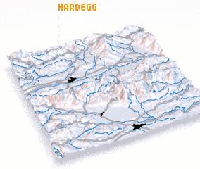 3d view of Hardegg