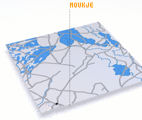 3d view of Moukjé