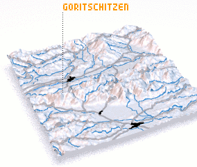 3d view of Goritschitzen