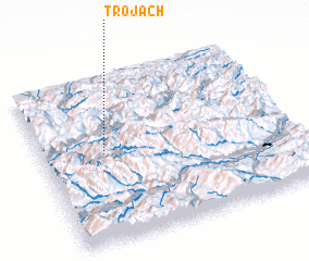 3d view of Trojach