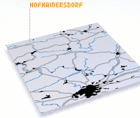 3d view of Hofhainersdorf
