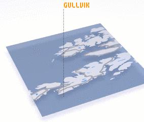 3d view of Gullvik