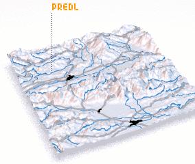 3d view of Predl