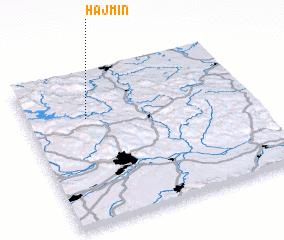 3d view of Hajmín