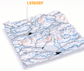 3d view of Lendorf