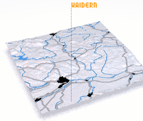 3d view of Waidern
