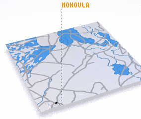 3d view of Mohoula