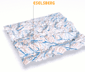 3d view of Eselsberg