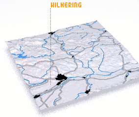 3d view of Wilhering