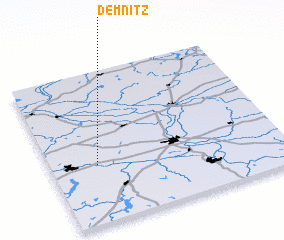 3d view of Demnitz