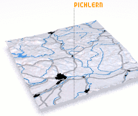 3d view of Pichlern