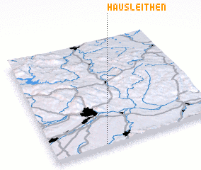 3d view of Hausleithen