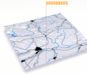 3d view of Gründberg
