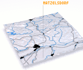 3d view of Matzelsdorf