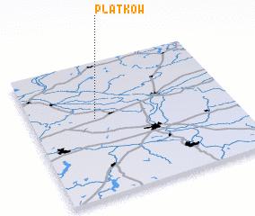 3d view of Platkow