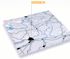 3d view of Dornach