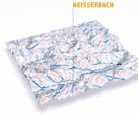 3d view of Weißenbach
