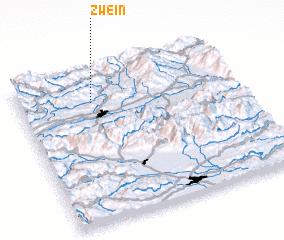3d view of Zwein