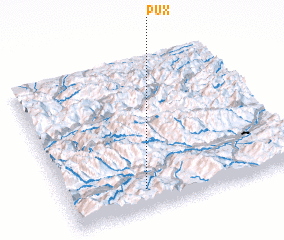 3d view of Pux