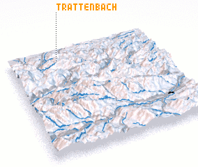 3d view of Trattenbach