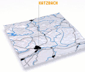 3d view of Katzbach