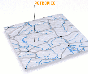 3d view of Petrovice