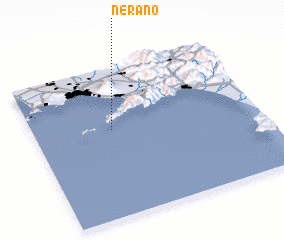 3d view of Nerano