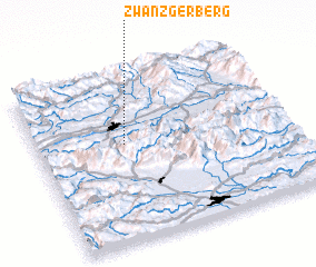 3d view of Zwanzgerberg