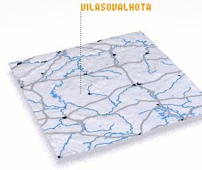 3d view of Vilasova Lhota